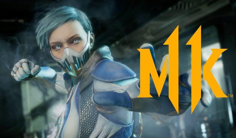 Frost é a nova personagem de Mortal Kombat 11 | Veja o gameplay