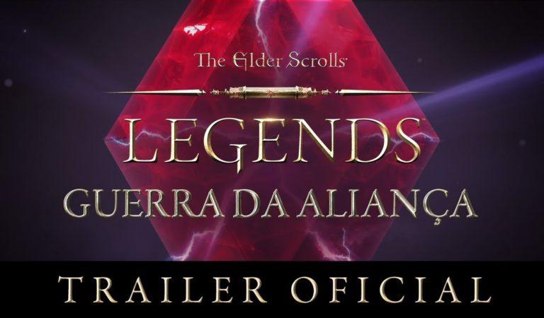 The Elder Scrolls: Legends – Guerra da Aliança já disponível