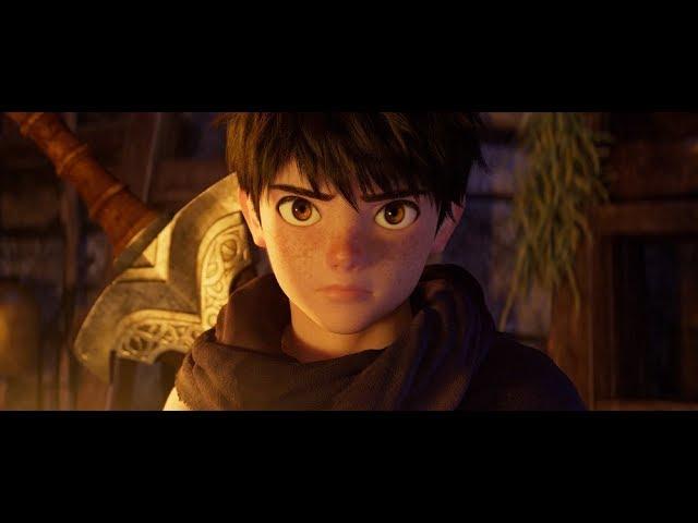 Veja o primeiro trailer do filme Dragon Quest: Your Story 1