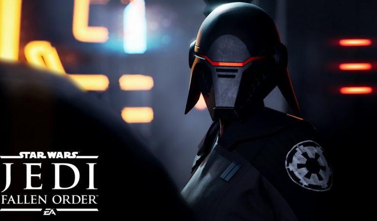Primeiro Gameplay de Star Wars Jedi: Fallen Order será revelado dia 9 de junho