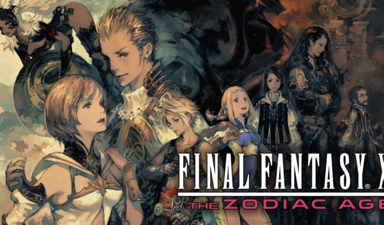 Final Fantasy XII The Zodiac Age - Remaster HD - Análise/Review - Nintendo Switch (Sem Spoilers)