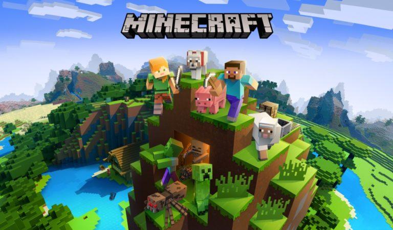Minecraft o jogo mais vendido da HISTÓRIA!