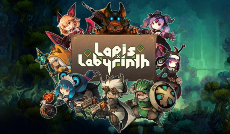 Lapis Labyrinth-Análise/Review para Nintendo Switch