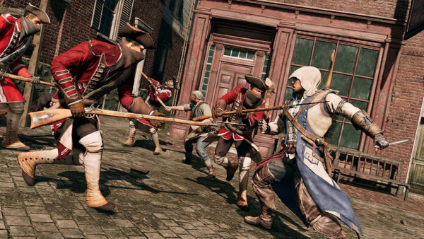 Assassin's Creed III - Remastered - Análise/Review para Nintendo Switch 5