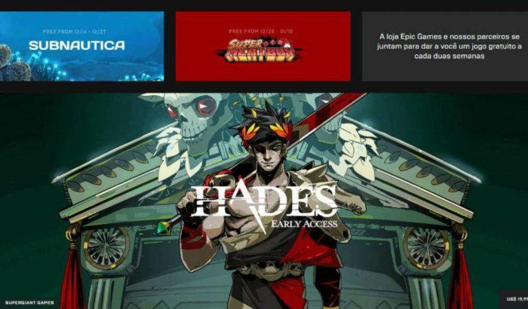Promoção da Epic Games Store traz jogos com até 75% de desconto e dá um jogo grátis por semana