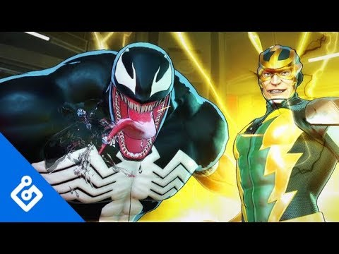 Confira o Novo Gameplay de Marvel Ultimate Alliance 3: The Black Order