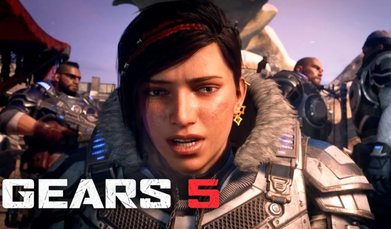 Gears of Wars 5 será o destaque da conferência da Microsoft na E3