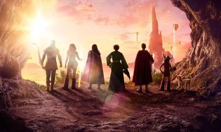 Filme Caverna do Dragão é anunciado oficialmente