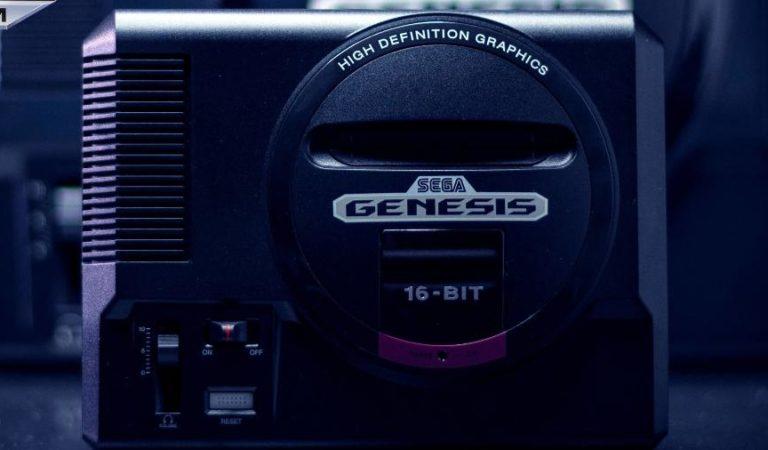 Revelados mais 10 jogos para o Mega Drive Mini