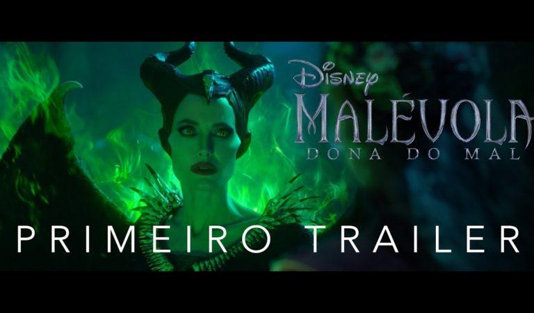 Confira o primeiro trailer de Malévola: Dona do Mal