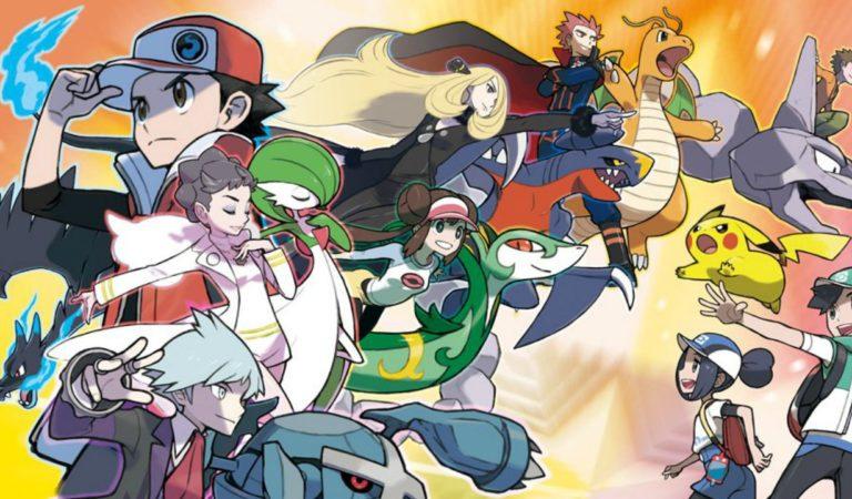Jogo Pokémon Masters é anunciado
