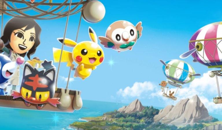 Jogo Pokemon Rumble Rush é anunciado para Android e IOS