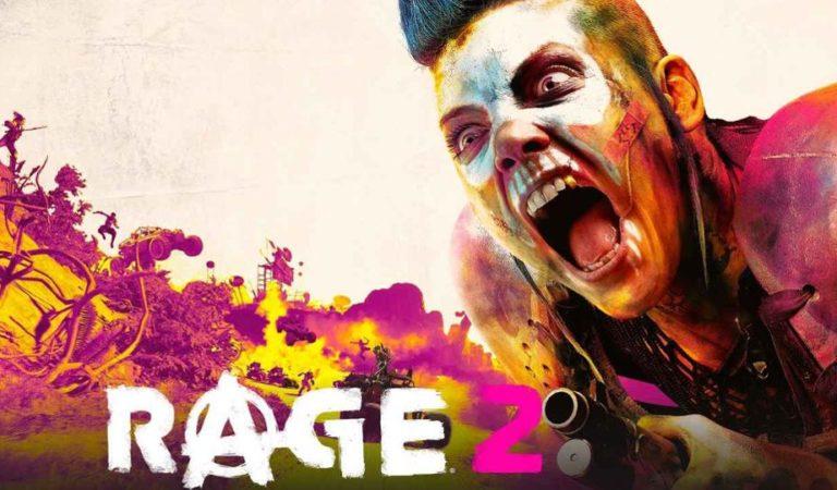 Confira a nota do jogo Rage 2 no Metacritic