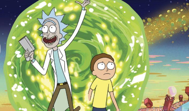 Revelado mês de estreia da quarta temporada de Rick and Morty