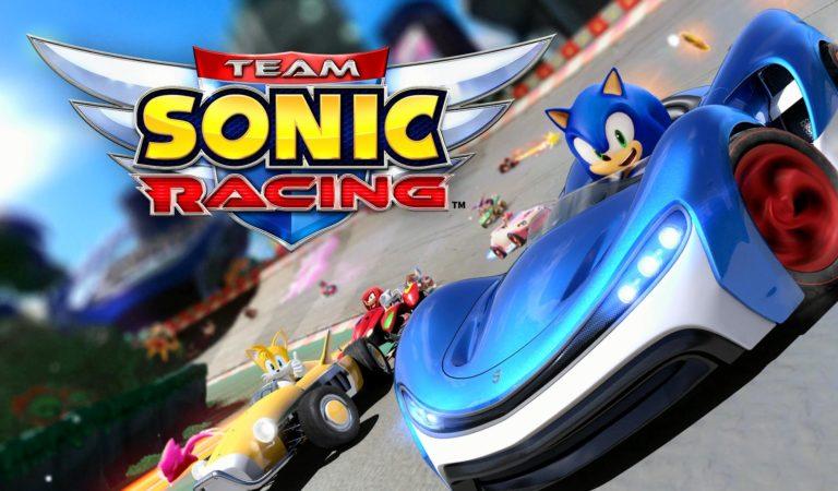 Team Sonic Racing vende em seu lançamento mais do que o dobro de seu antecessor All Stars Racing Transformed