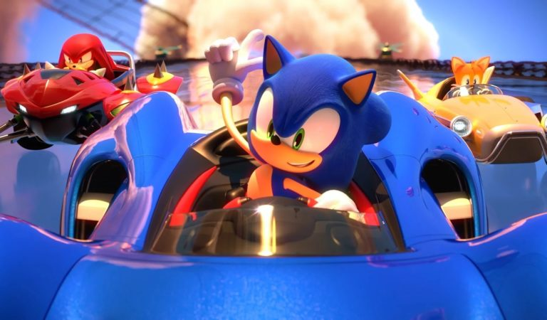 Team Sonic Racing - Análise/Review para Nintendo Switch