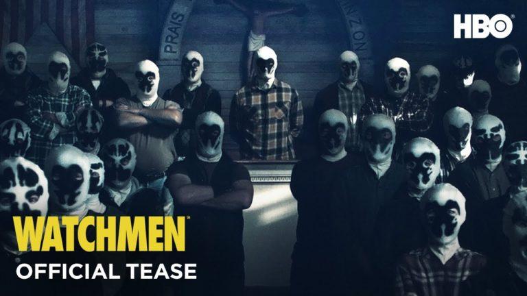 Revelado o primeiro trailer da série baseada em Watchmen 1