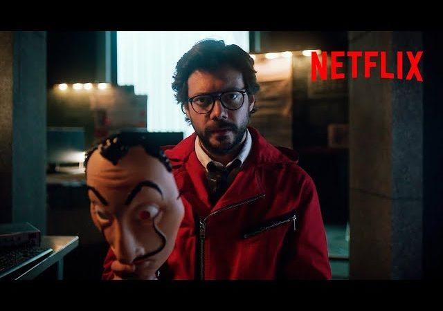 Confira o novo vídeo da terceira temporada de La Casa de Papel
