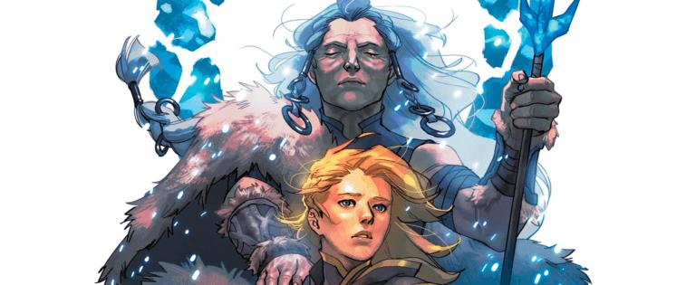 Graphic novel Ashe - Mãe de Guerra chega às bancas em 8 de julho 1
