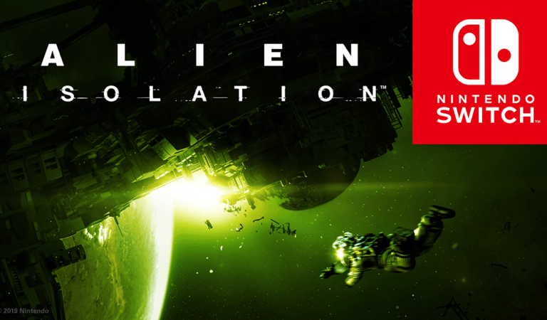Allien Isolation é anunciado para Nintendo Switch
