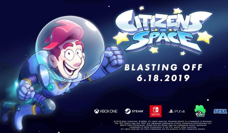 Citzens of Space é anunciado pela SEGA