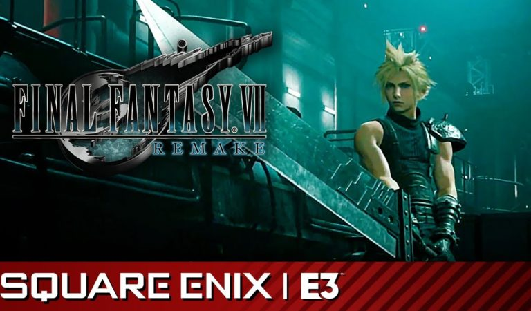 E3 2019 | Cloud enfrenta o primeiro BOSS em novo gameplay de Final Fantasy VII Remake