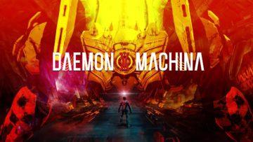 Daemon X Machina ganha 2 novos trailers na E3 e data de lançamento 5