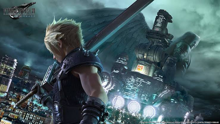 Novo trailer revela data de  lançamento de Final Fantasy VII Remake 1
