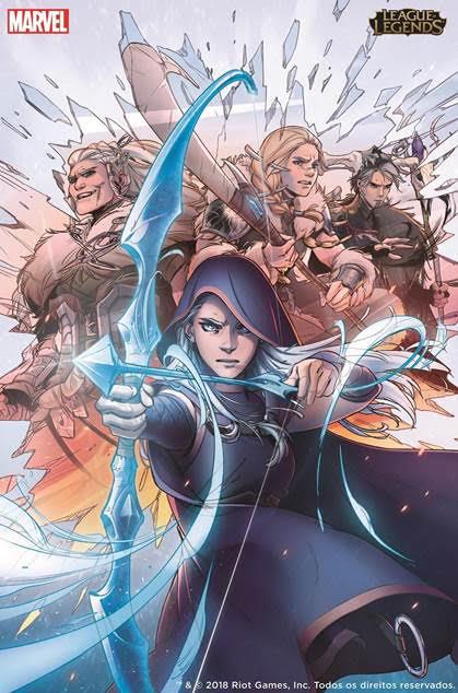 Graphic novel Ashe - Mãe de Guerra chega às bancas em 8 de julho 4