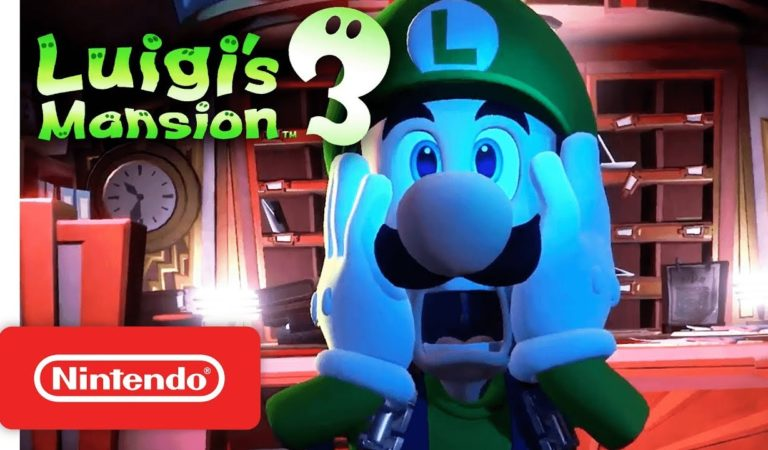 Luigi's Mansion 3 ganha novo trailer na E3 2019