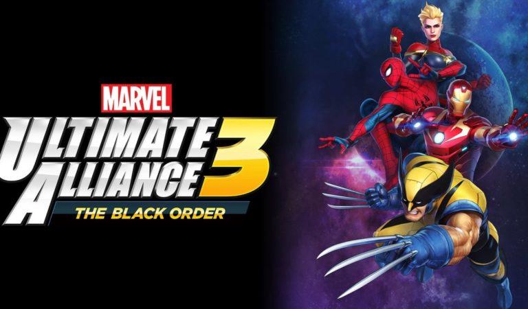 Marvel Ultimate Alliance 3 ganha trailer da E3 2019