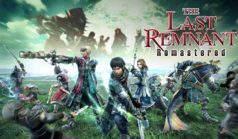 The Last Remnant Remastered-Confira 30 minutos de Preview