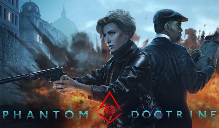 Phantom Doctrine - Análise/Review para Nintendo Switch