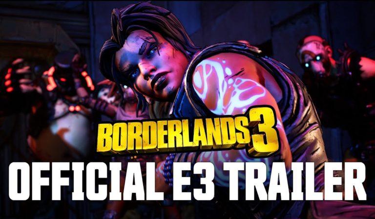 Revelada duração da campanha de Borderlands 3