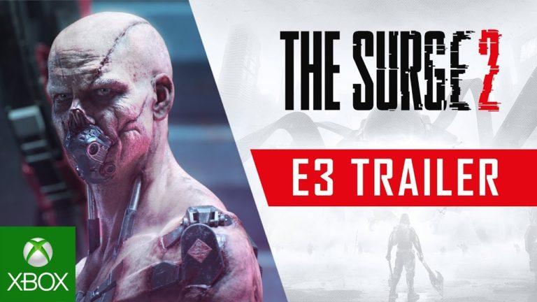 E3 2019 | The Surge 2 recebe no trailer através do programa Inside Xbox 1