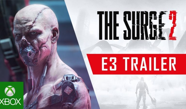 E3 2019 | The Surge 2 recebe no trailer através do programa Inside Xbox