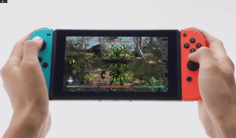E3 2019   Elder Scroll Blade chegará ao Nintendo Switch no final do ano