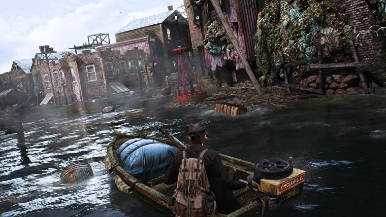 The Sinking City é anunciado para Nintendo Switch