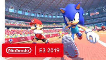 Mario e Sonic at the Olimpic Games Tokyo 2020 é anunciado para Nintendo Switch 3