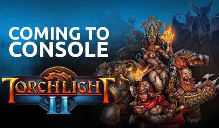 Torchlight II é anunciado com data de lançamento no Nintendo Switch