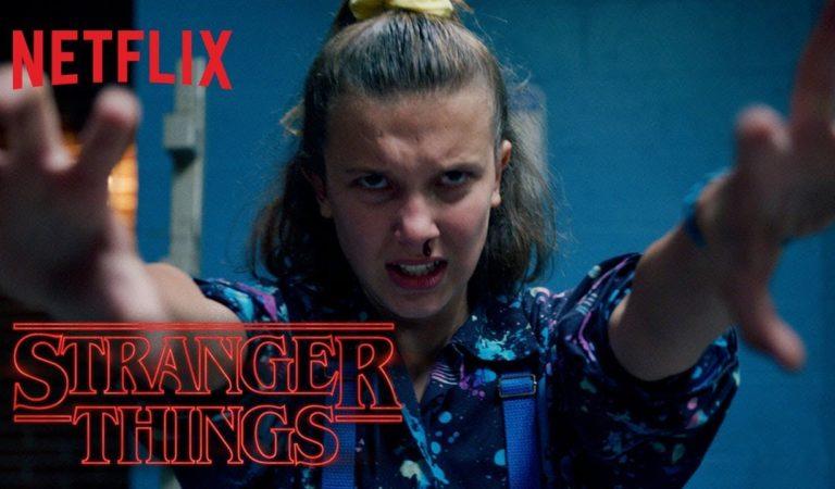 Confira o Último Trailer da Terceira temporada de Stranger Things