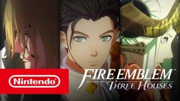 Fire Emblem Three Houses ganha novo trailer na E3 7