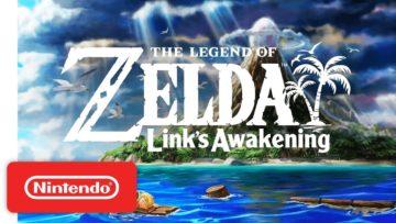 Zelda Link's Awakening ganha data de lançamento e novidades em vídeo 11