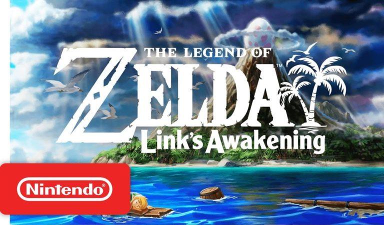 Zelda Link's Awakening ganha data de lançamento e novidades em vídeo