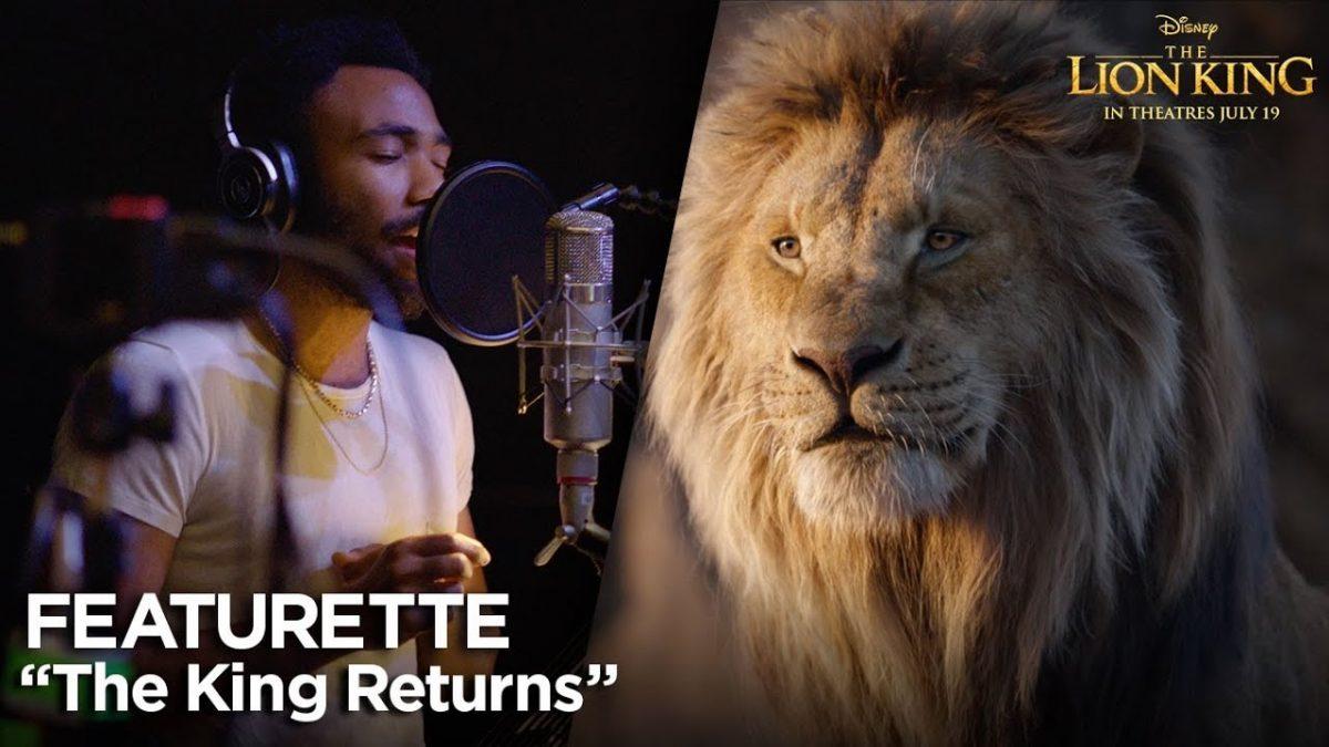 Confira novo vídeo oficial do Live-Action de Rei Leão