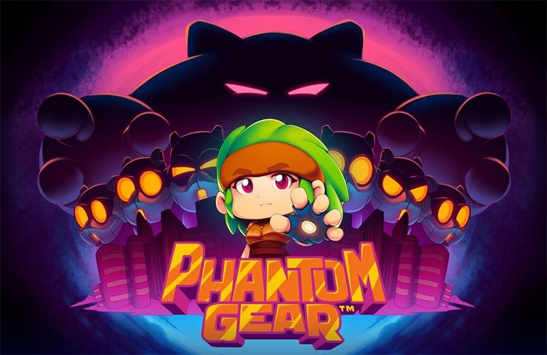 Phantom Gear é o novo game de Sega Genesis no Kickstarter