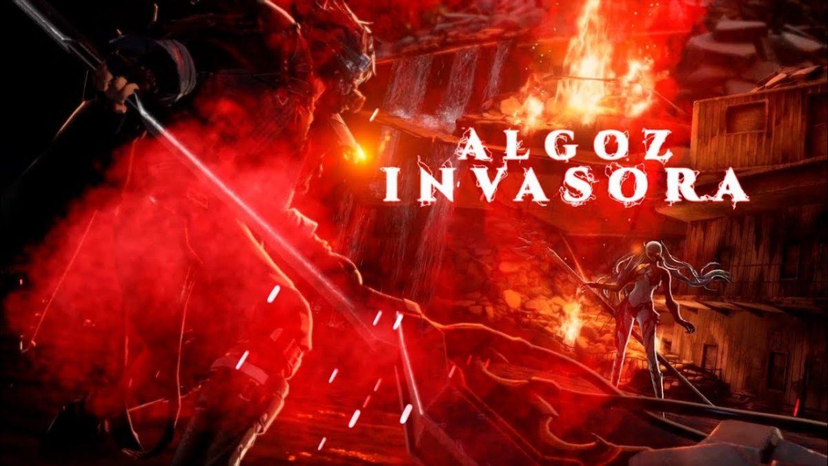 Batalha Contra Chefe Algoz Invasora é Destaque Em Novo Trailer de Code Vein