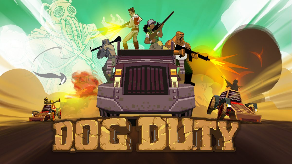 Jogo inspirado em Commandos 'Dog Duty' é o próximo a ser publicado pela SOEDESCO na Steam®