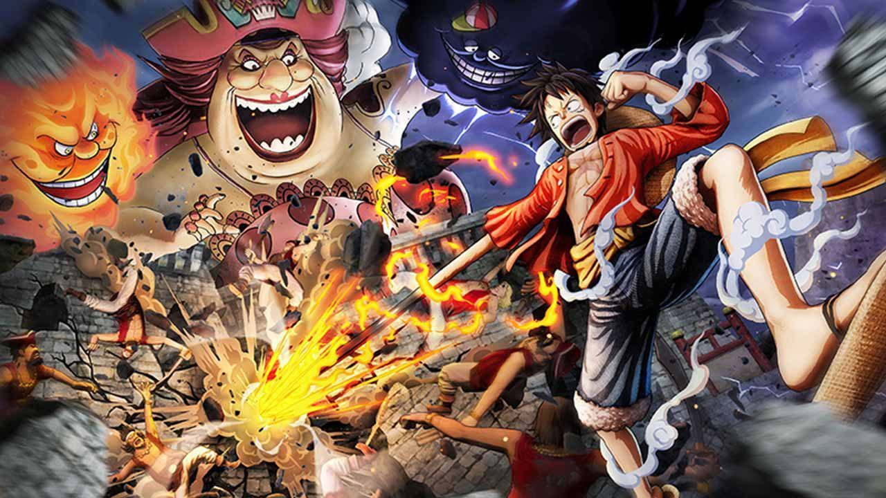 Confira o trailer da primeira DLC de One Piece Pirate Warriors 4 5