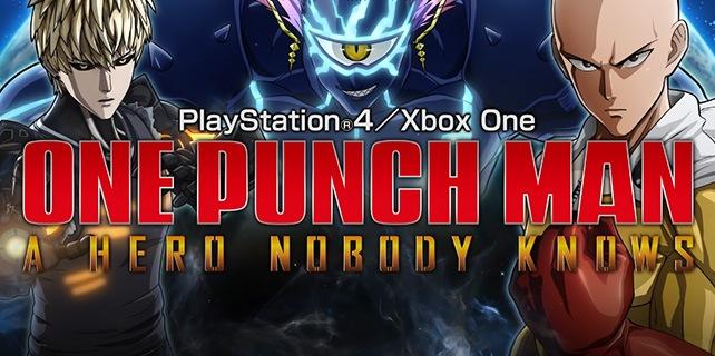 TRAILER DA GAMESCOM DE ONE PUNCH MAN: A HERO NOBODY KNOWS ESTÁ DISPONÍVEL